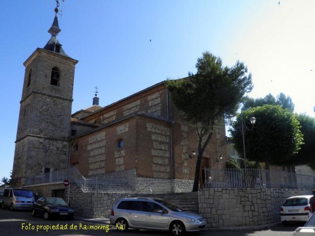 Iglesia parroquial de santa cruz del retamar santa cruz for Muebles santa cruz de retamar