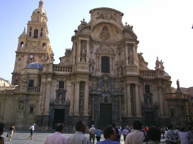 Catedral de murcia murcia - Paginas amarillas murcia ...