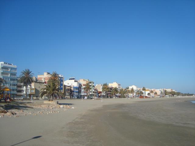 Playa de torrenostra torreblanca castell n playa sur de torreblanca - El tiempo torreblanca castellon ...
