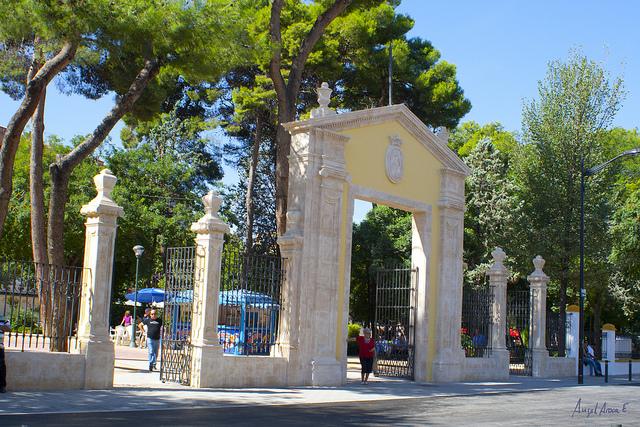 Puerta Jardinillos Albacete