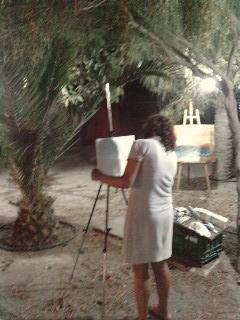 taller de pintura 2010
