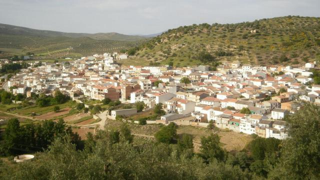 Benalua de las villas for Villas de granada