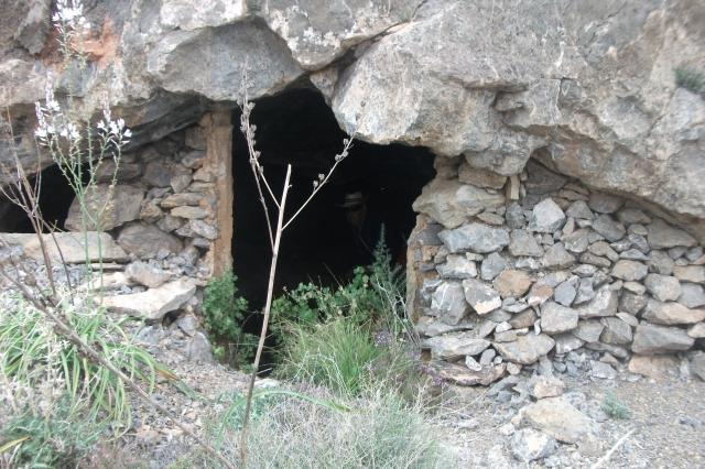 cueva  de bin laden