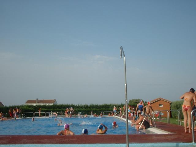 piscina municipal la quintana de rueda