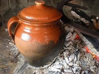 Utensilios de cocina cafetera gastroaventuras de carmen - Pucheros de barro ...