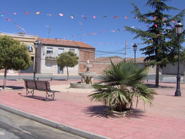 Plaza Tordillos