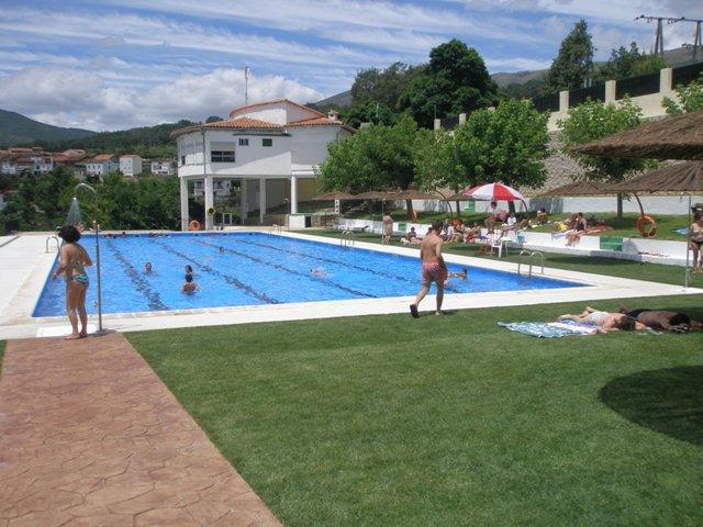 Aldeanueva de la vera piscina municipal for Piscina municipal caceres