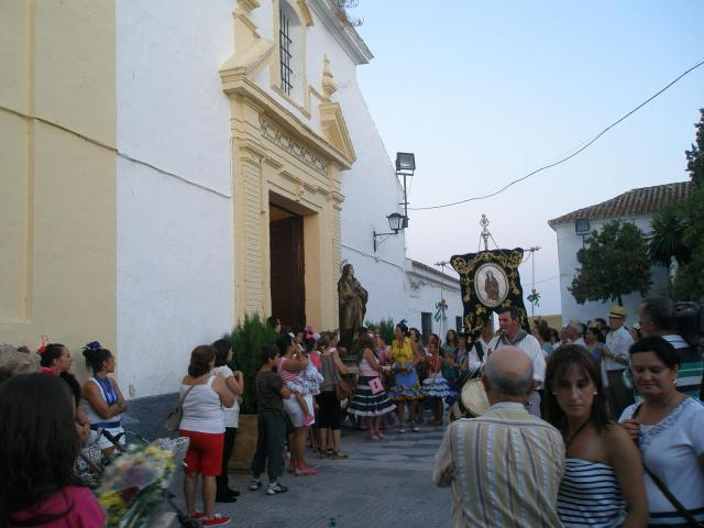 Romeria de Puerto Serrano