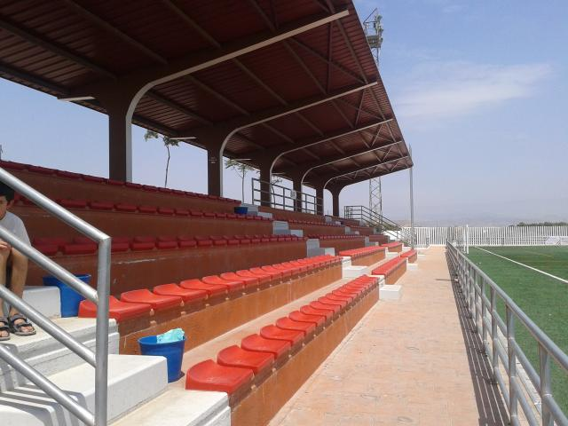 Gradas campo de futbol for Imagenes de gradas
