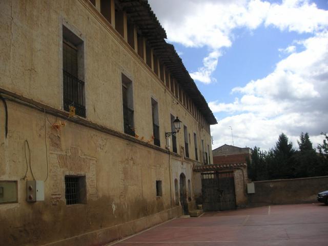 Palacio de los  Duques de Parcent