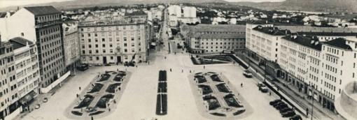 Plaza de espa a ferrol a o 1957 ferrol - Paginas amarillas ferrol ...