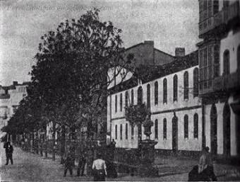 Paseo de las delicias ferrol a o 1904 ferrol - Paginas amarillas ferrol ...