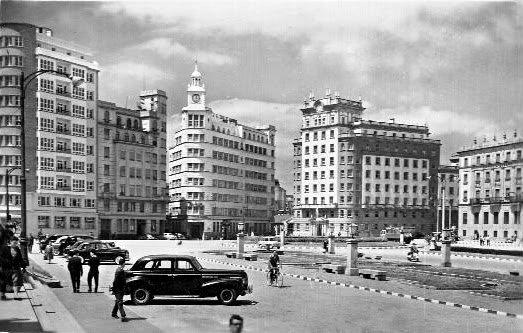Plaza de espa a ferrol 1960 ferrol - Paginas amarillas ferrol ...