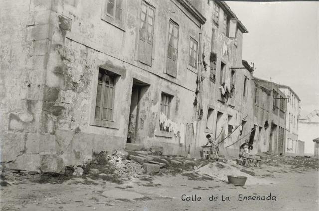Ferrol barrio de esteiro calle de la ensenada ferrol - Paginas amarillas ferrol ...