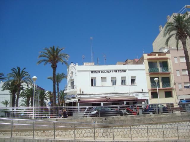 Museo Del Mar Hogar Del Pescador Benicarlo