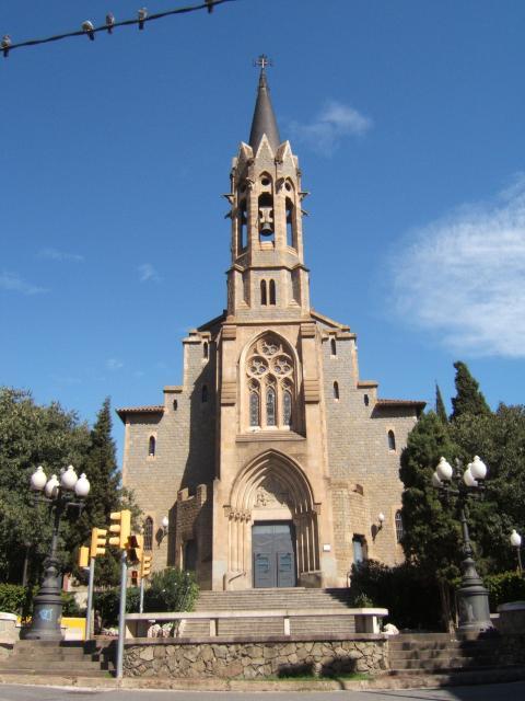 Iglesia mayor for Cerrajeros santa coloma de gramenet
