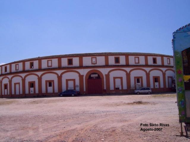 RUEDOS- CON HISTORIA , Plaza de toros Trujillo