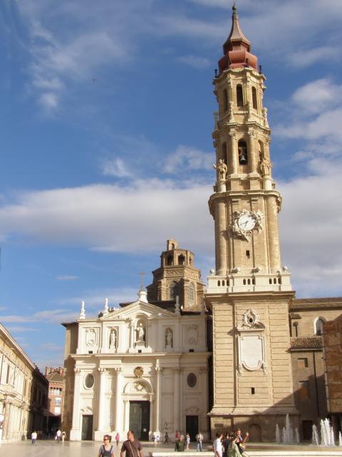 Opiniones de Catedral del Salvador de Zaragoza