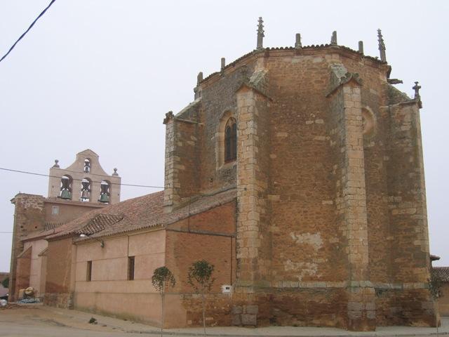 Iglesia de Santa María de la Asunción - Villavicencio de los Caballeros