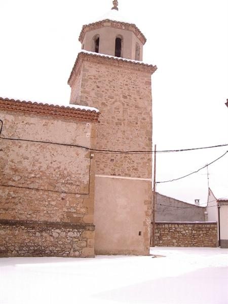 Iglesia nevada