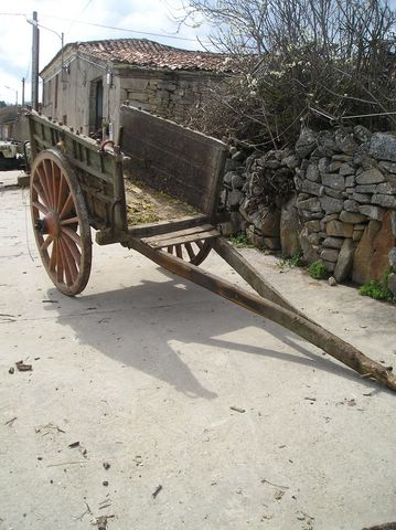 antiguo carro