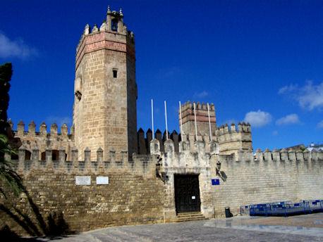 Castillo de san marcos - Puerto santa maria cadiz ...