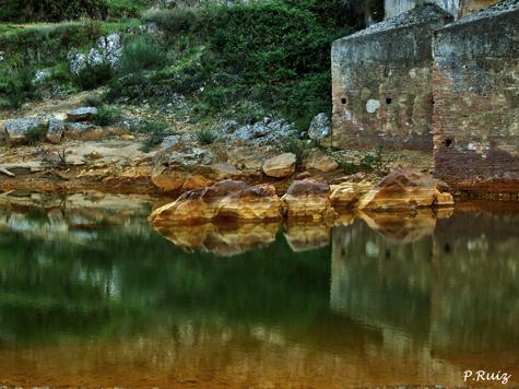 Rocas y Puente