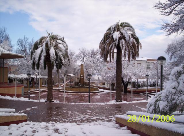 Videos  y fotos de nuestros lugares de origen o residencia 51661-santisteban-del-puerto-nieve-en-santisteban