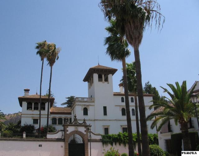 palacios de los condes de Puerto Hermoso