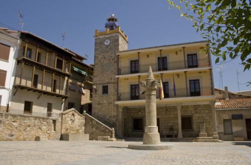 Plaza for La vera caceres