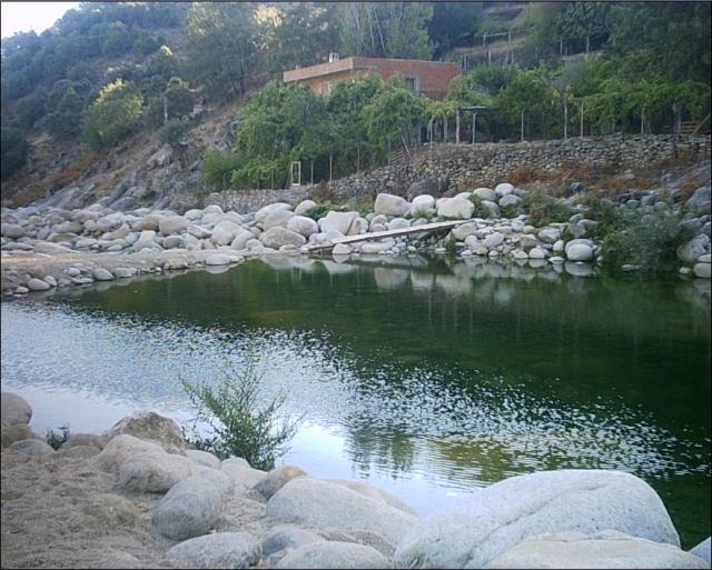 Charco el palomas for Candeleda piscinas naturales