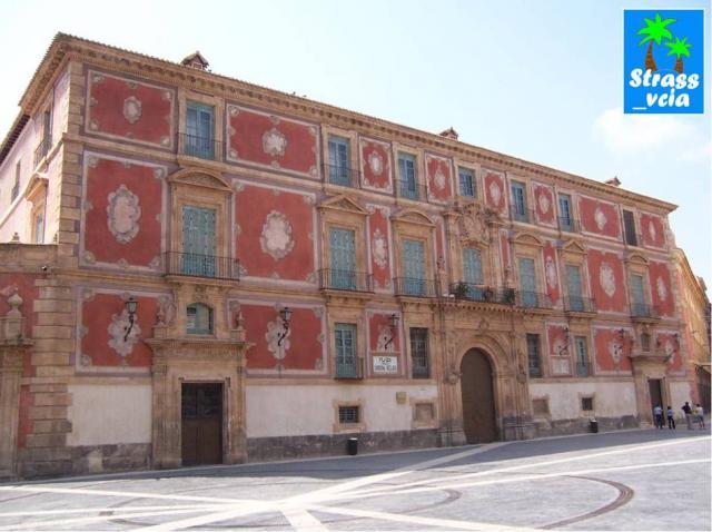 Palacio episcopal murcia - Paginas amarillas murcia ...