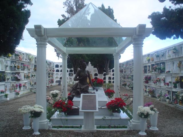 mausoleo rocio jurado
