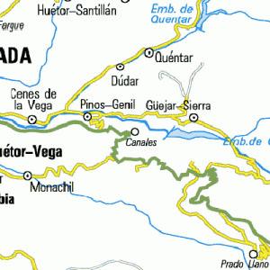 CANALES PLANO SITUACION