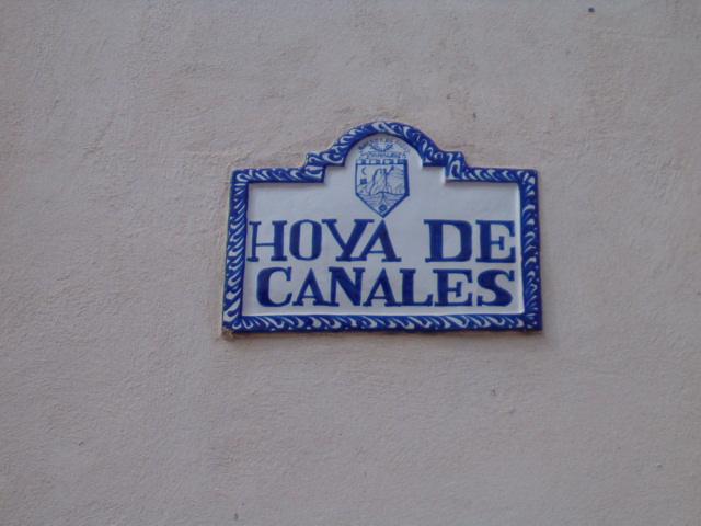 CALLE HOYA DE CANALES