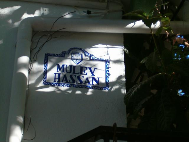 CALLE MULEY HASSAN