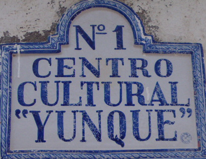 CENTRO CULTURAL YUNQUE