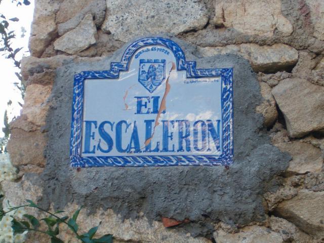 EL ESCALERON