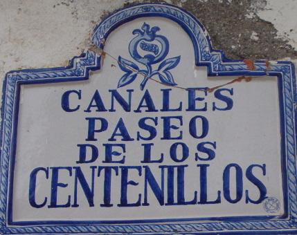 PASEO DE LOS CENTENILLOS