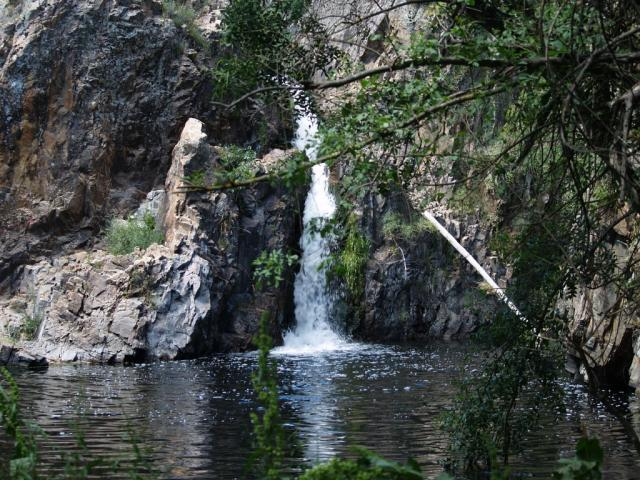 Cascada del hervidero for Piscina san agustin de guadalix