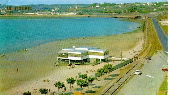Antigua playa de copacabana - Paginas amarillas ferrol ...