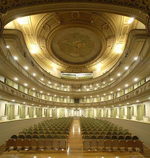 Teatro jofre ferrol - Paginas amarillas ferrol ...