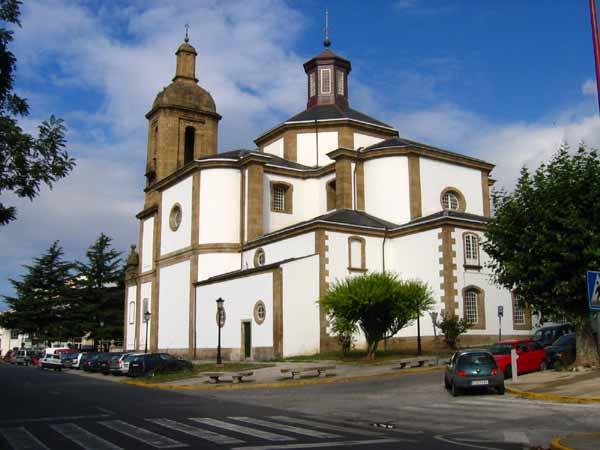 Catedral de san julian - Paginas amarillas ferrol ...
