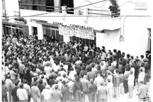 el coronil contra la injusticia jornalera