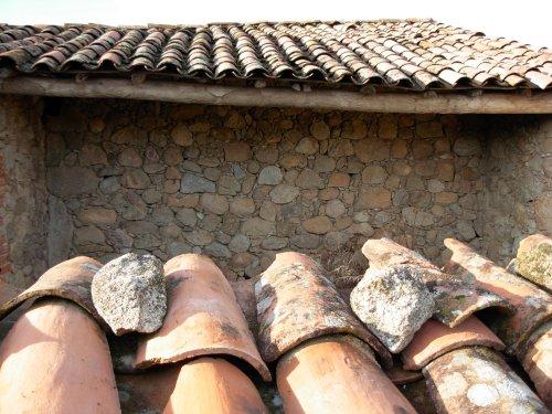 Paredes de piedra y barro - Fotos de paredes de piedra ...