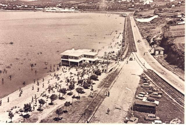 Antiga imaxe da praia de copacabana na malata - Paginas amarillas ferrol ...