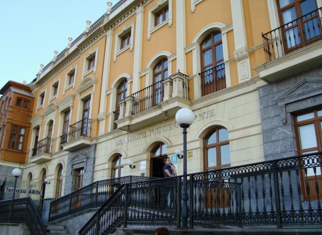 Hotel Puente Colgante Portugalete Portugalete