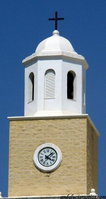 Iglesia parroquial virgen del rocio campanario - Habitantes san pedro de alcantara ...