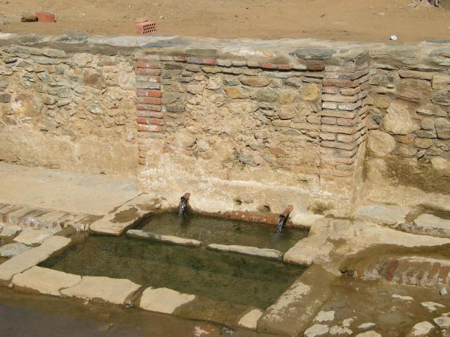 Fuente de la membrillera for Villanueva del rey
