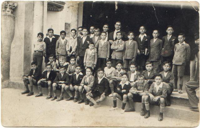 Excursi n escolar a la mezquita a o 1933 for Villanueva del rey